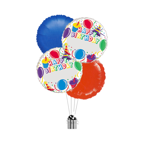 Personalised Happy Birthday Party