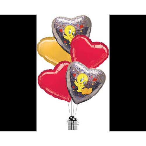Tweety Heart Flutter
