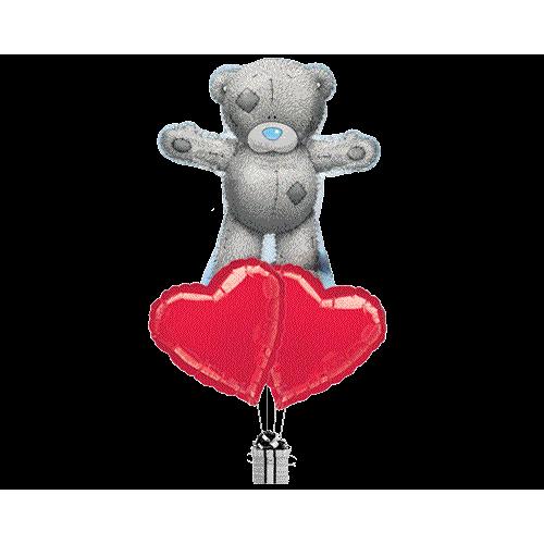Tatty Teddy Love Hearts