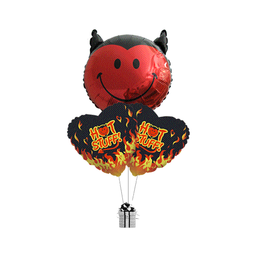 Hot Stuff Devil Hearts