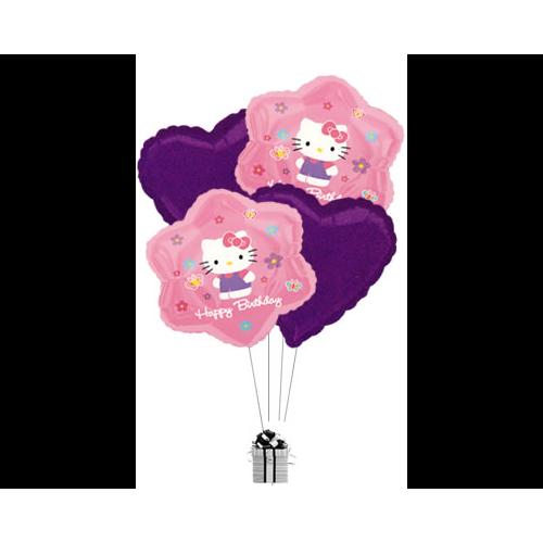 Hello Kitty Happy Birthday Bouquet