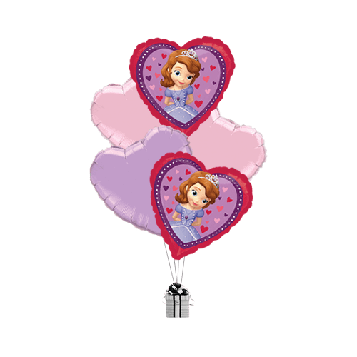 Disney Sofia Hearts