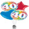 40th Birthday Special Bouquets