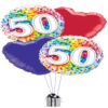50th Birthday Special Bouquets