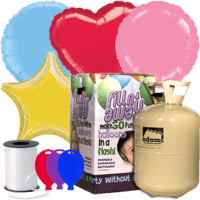 Foil Balloon Party Pack