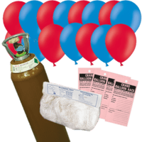 1000 Balloon Race Release Pack