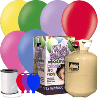 Latex Balloon Party Pack