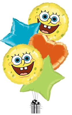 Spongebob Big Face